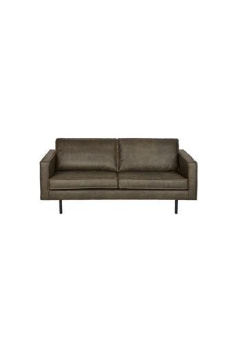 BePureHome - Rodeo 2 személyes kanapé, Sötétzöld